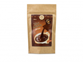 Teplá čokoláda hořká, Čokoládovna Troubelice