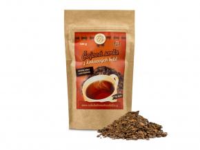 Čajová směs z kakaových bobů