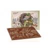 Velká čokoláda s reliéfem MYSLIVEC, 120g