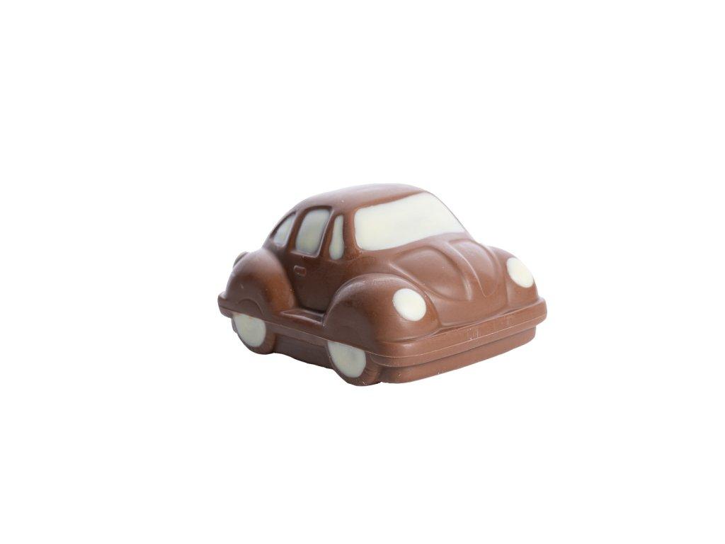čokoládová fugurka autíčko 02