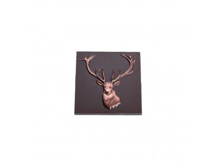 čokoládová tabulka jelen