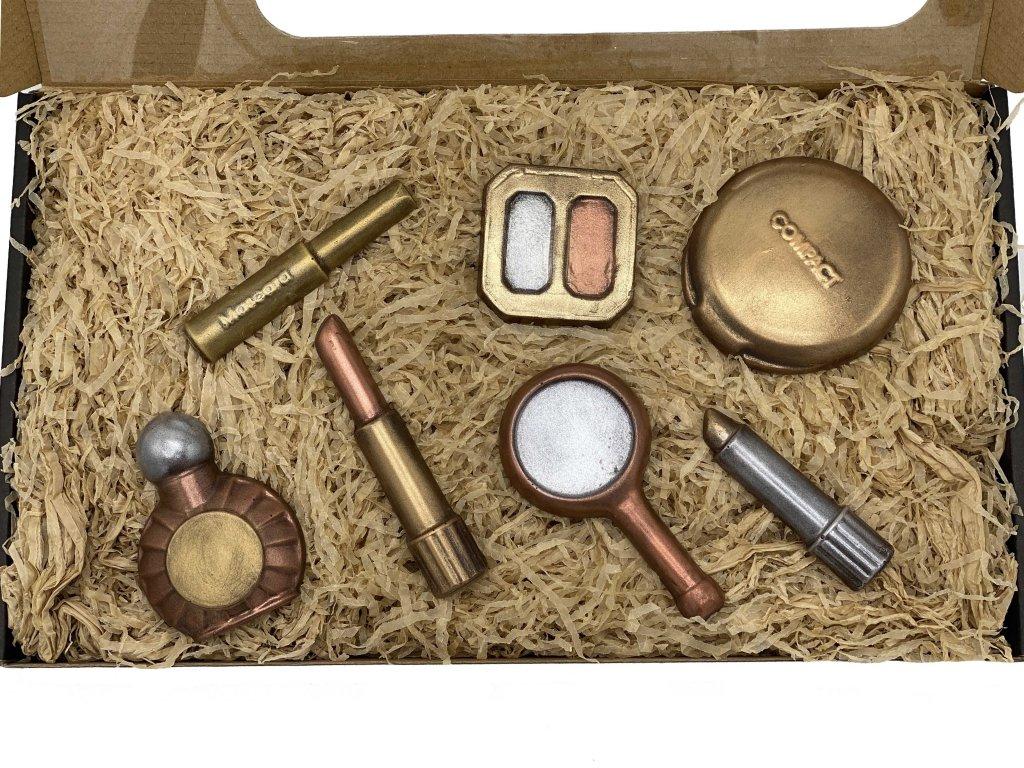 Čokoládová sada - Kosmetika