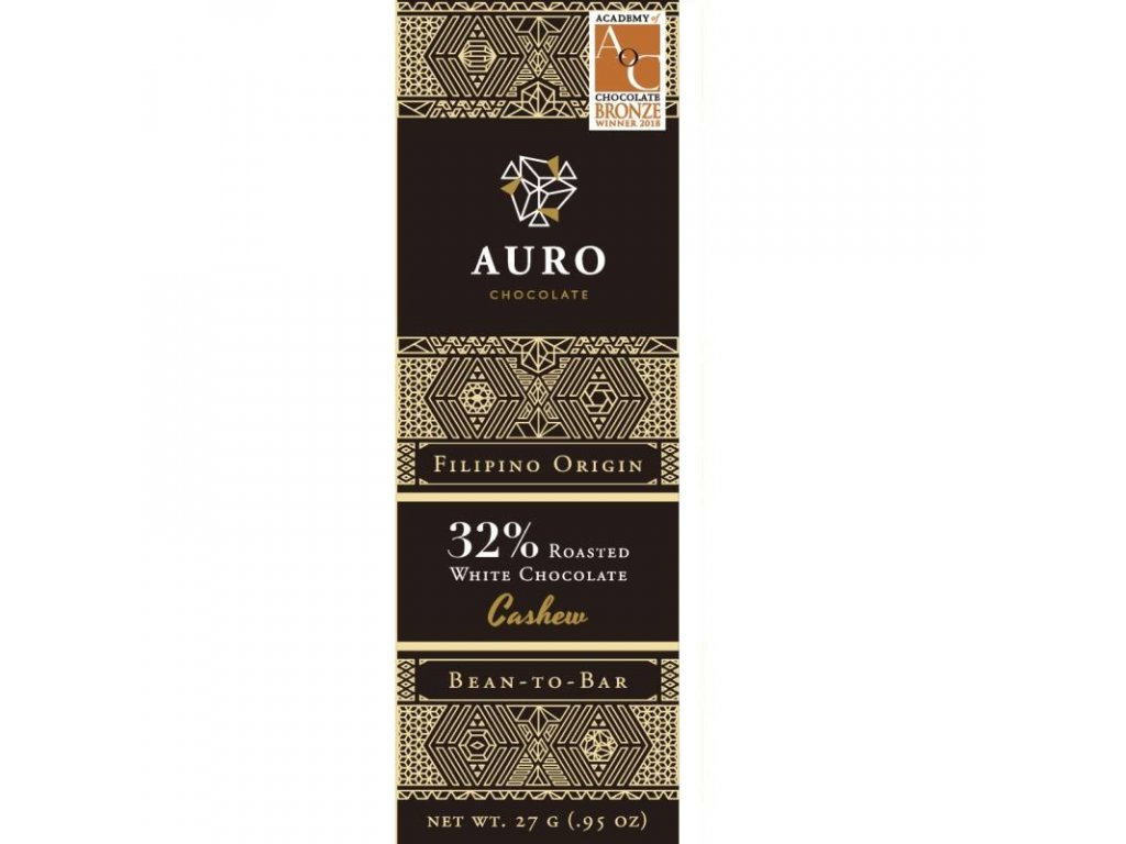 Auro Roasted White with Cashew 32 27 gr front 800x800