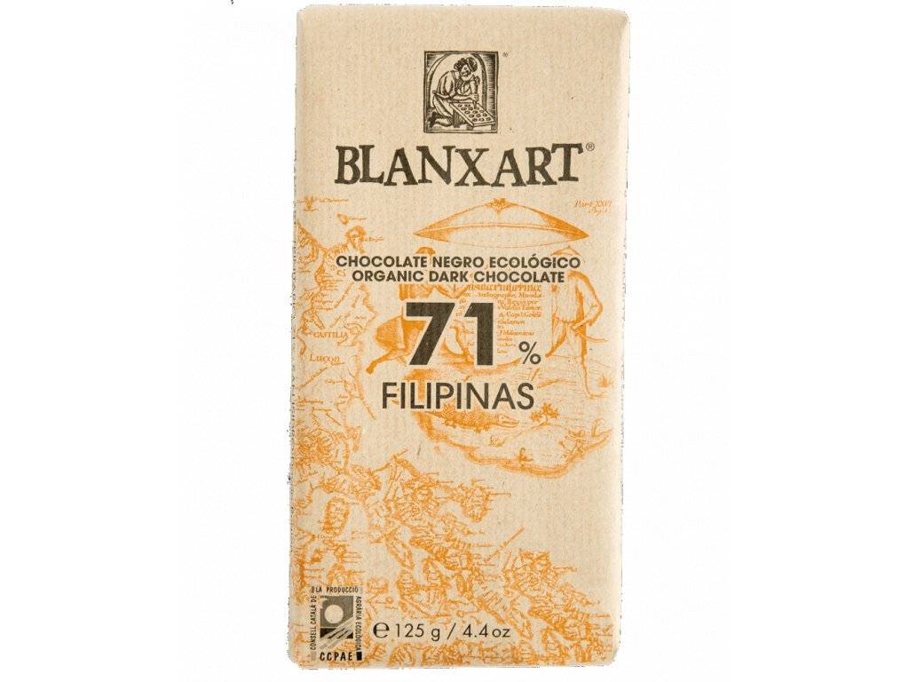 Blanxart Filipinas – San Isidro 71%