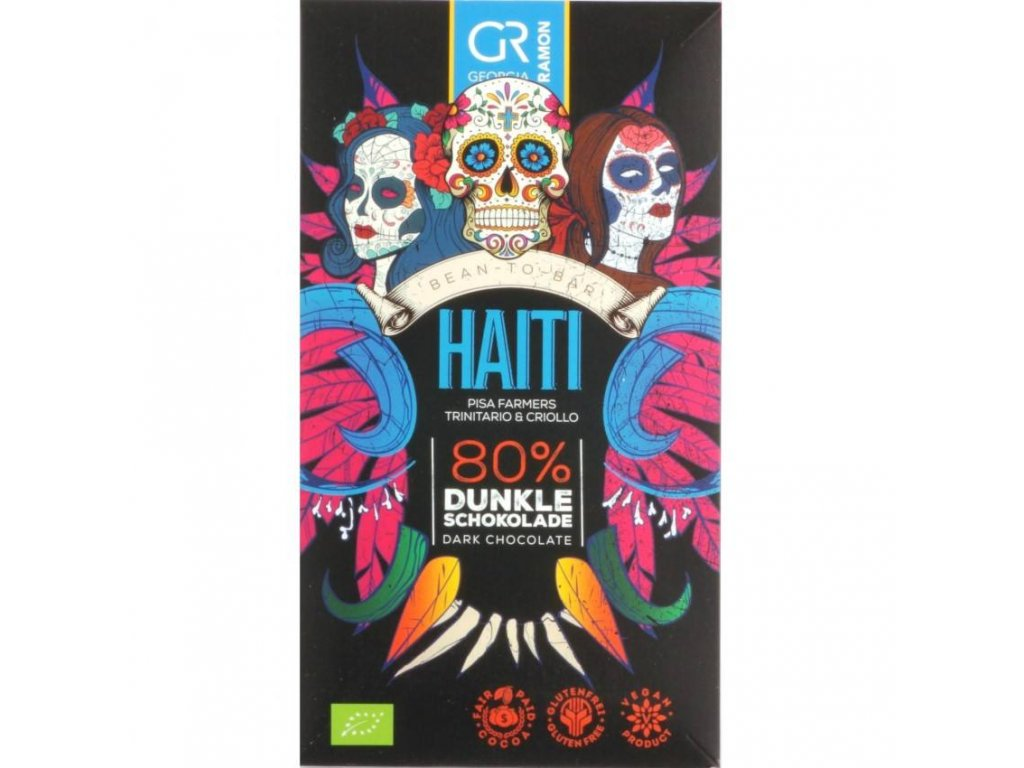 GR Haiti 80 front