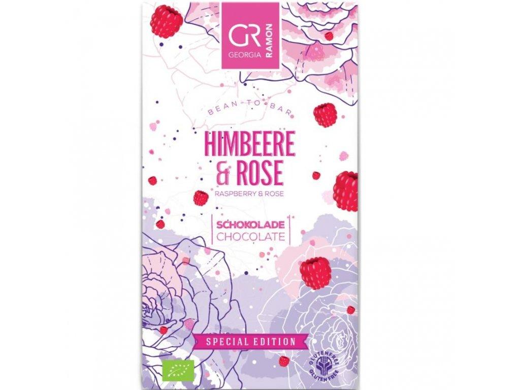 GR Himbeere und Roze front