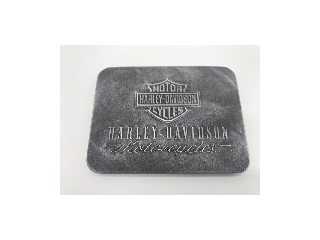 HARLEY-DAVIDSON čokoládový znak