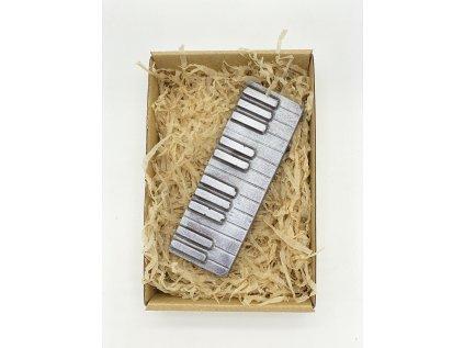 Čokoládové klávesy
