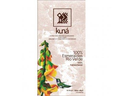 Kuna esmeraldas 100 60 gr front