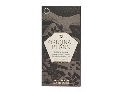 Cusco Peru chocolate bar Original Beans