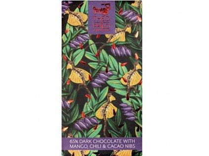 Theo Philo Mango Chili Cacao Nibs 65