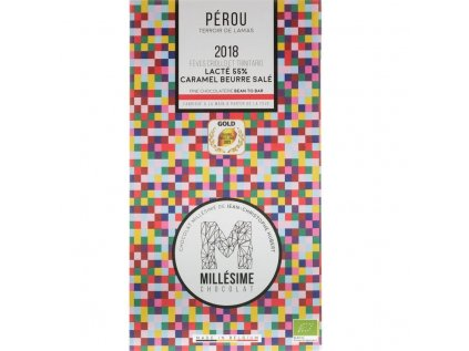 Millesime Peru 55 caramel salted butter front 850x850 1