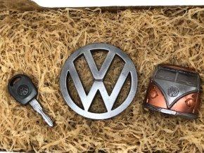 Čokoládové nářadí - auto sada VW (čokoláda 58%)