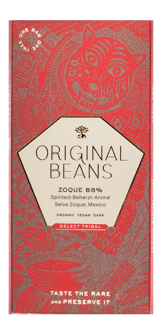 Levně Original Beans - Zoque 88% Kakaa