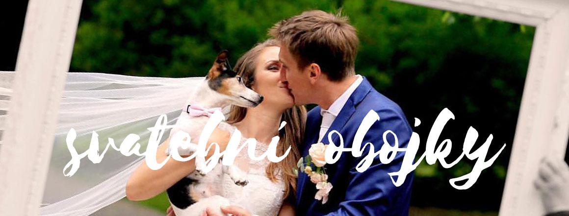 Svatební obojky