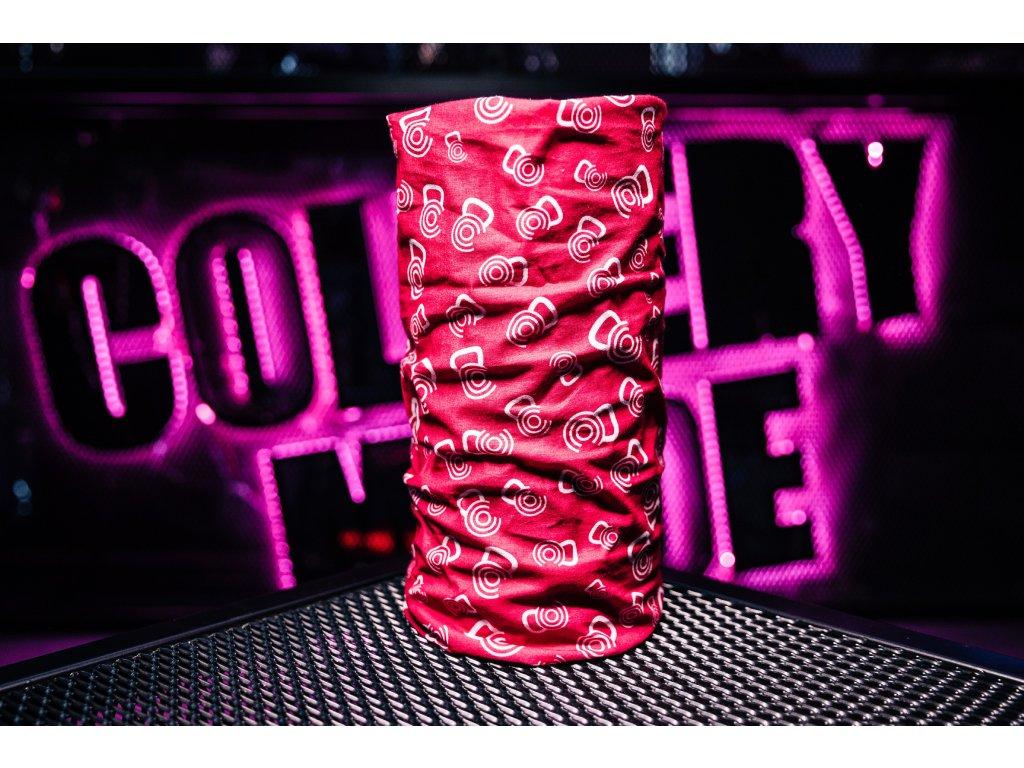 Multifunkční šátek CollieryCrossfit