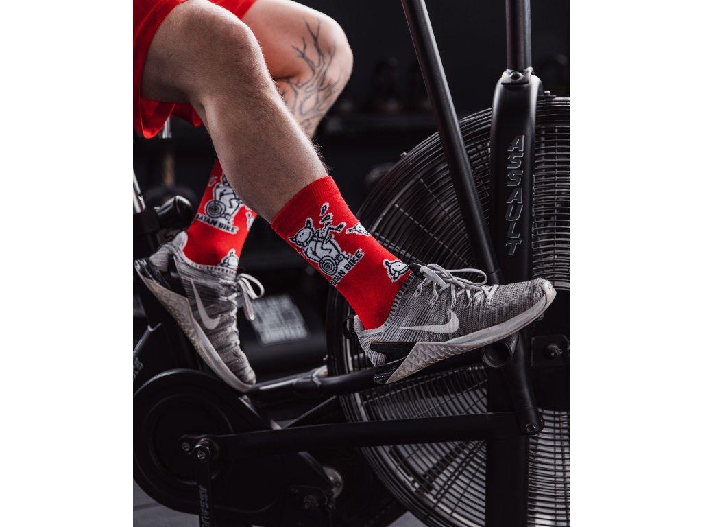 Ponožky SatanBike
