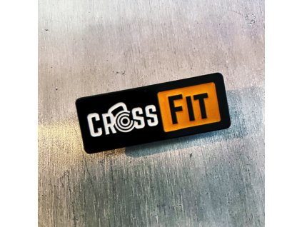 odznak crossfit colliery ostrava