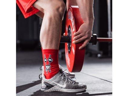 Ponožky do SRDCE
