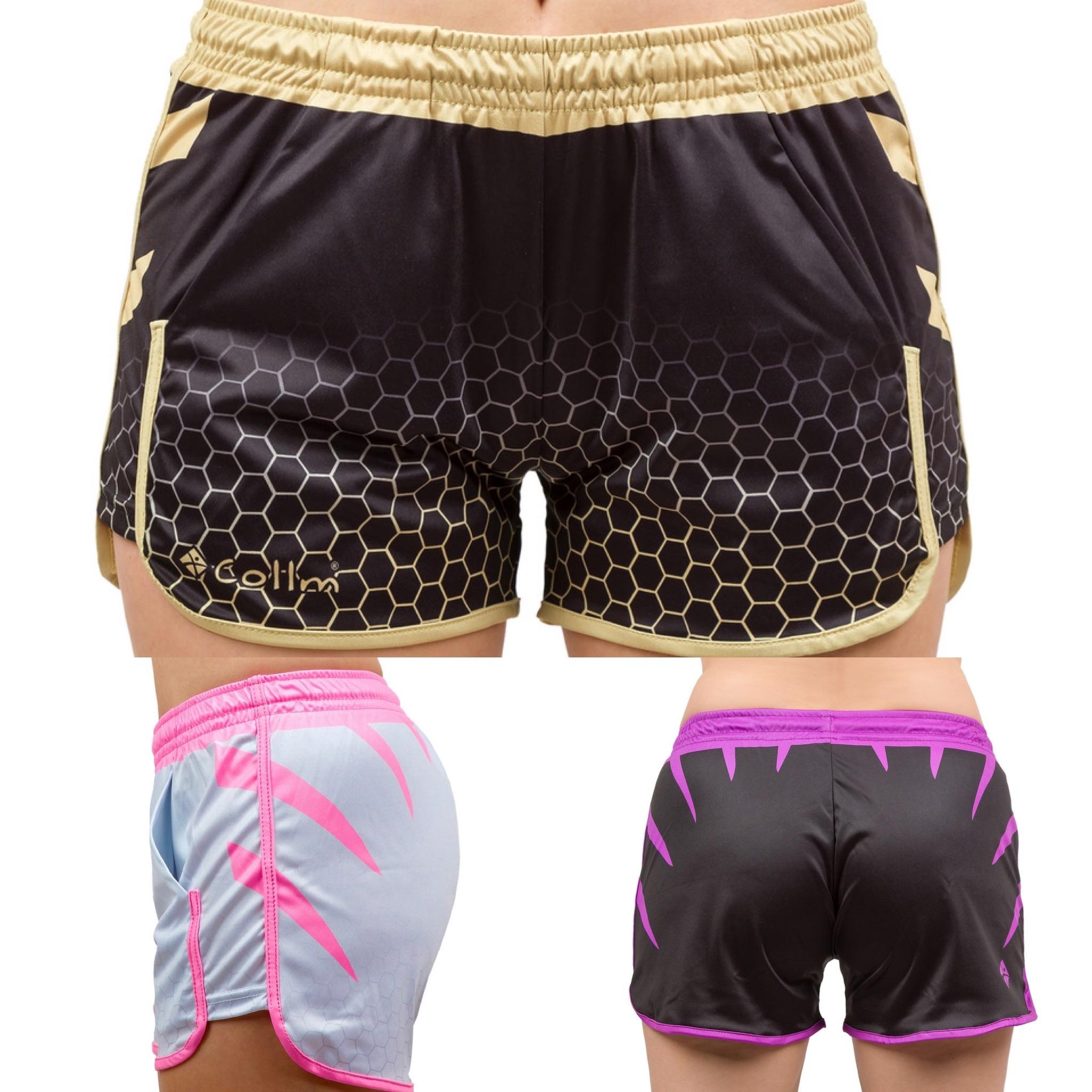 Dámské běžecké šortky