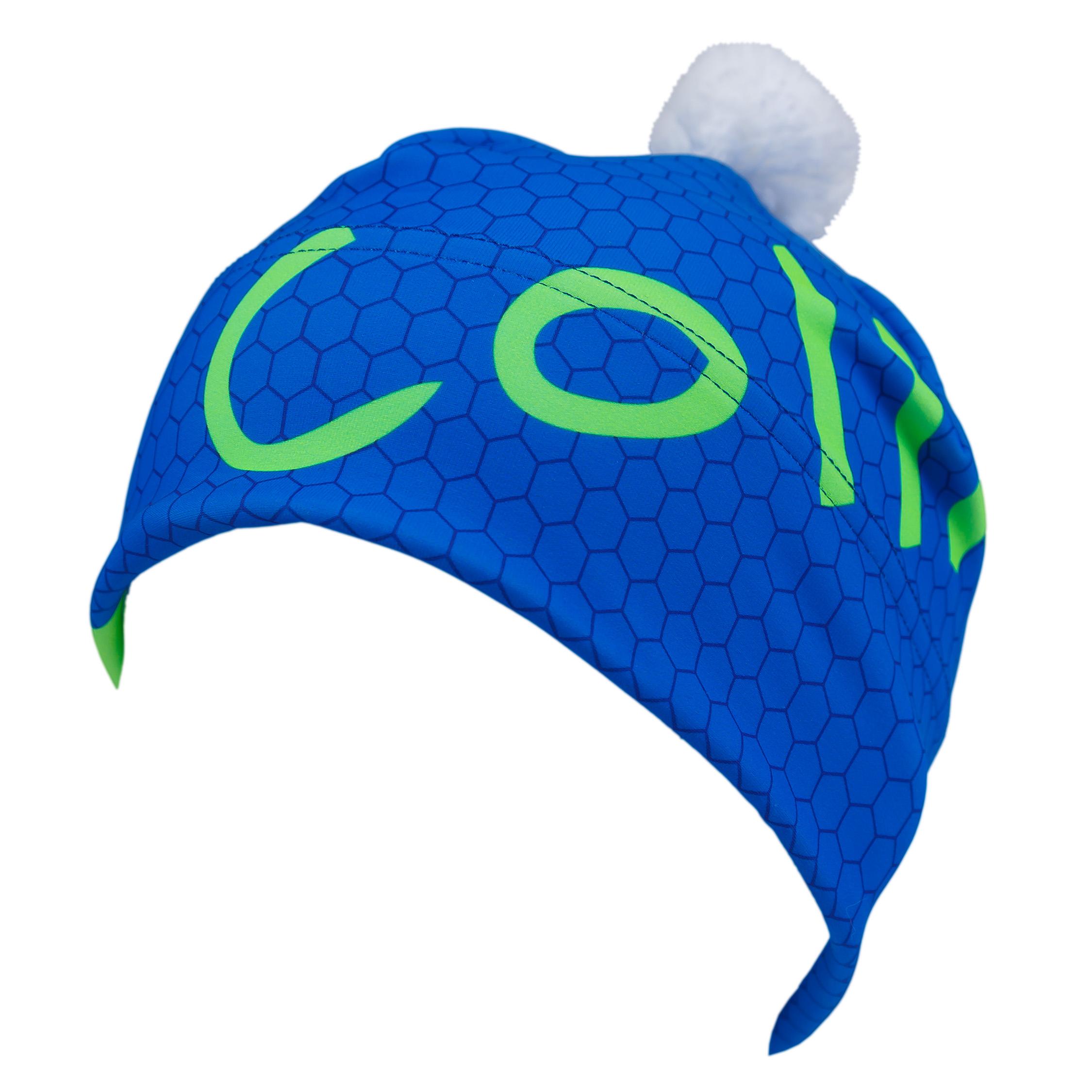 Sportovní čepice v různých vzorech