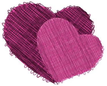 Na Valentýna v růžovém