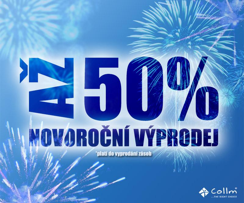 Vánoční výprodej a slevy až 50%