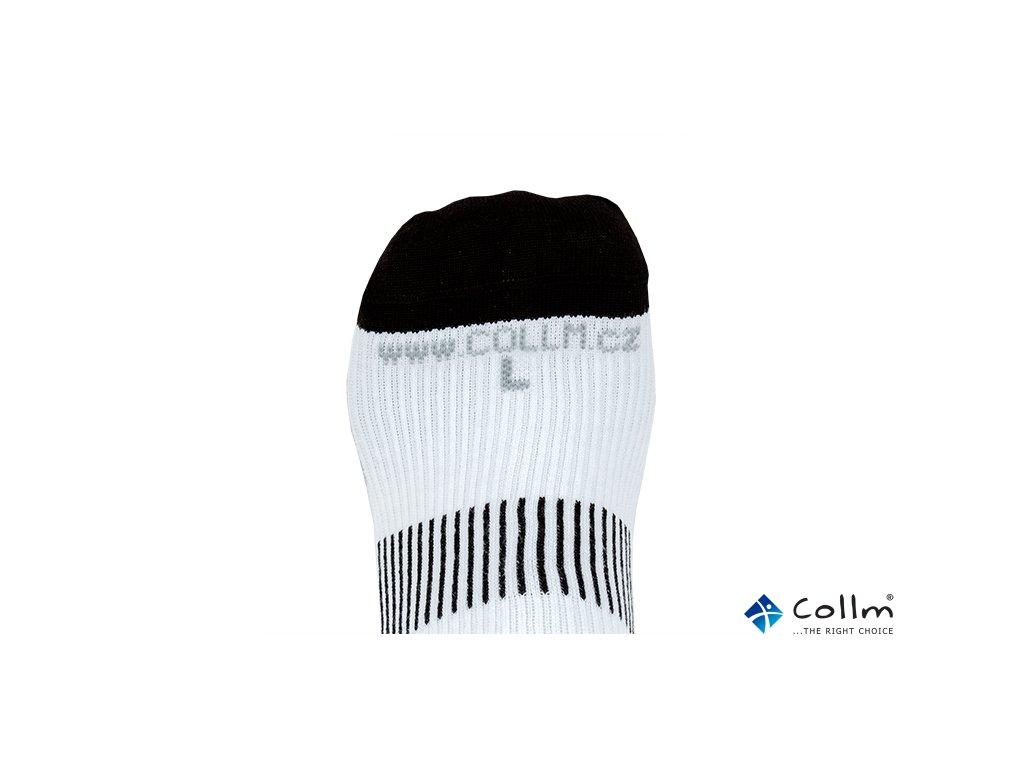 Kompresní podkolenky NewLine II. bílé - COLLM.CZ c81686710e