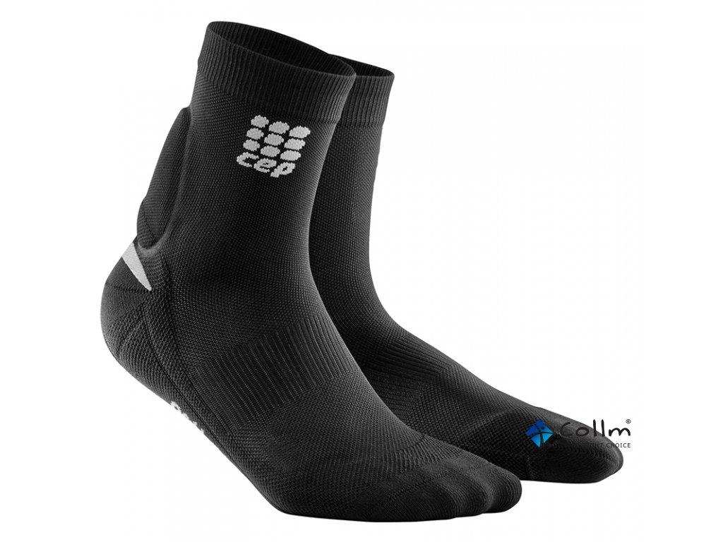 kompresní ponožky s oporou achilovi šlachy