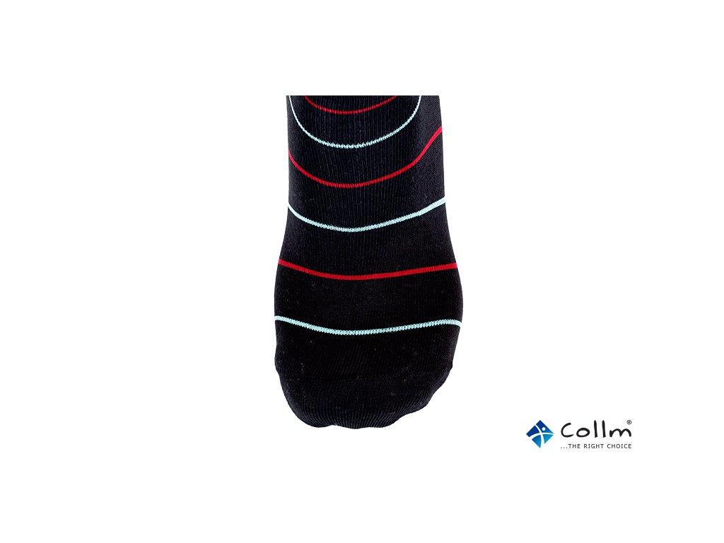 865e9a90822 ... Společenské pruhované ponožky 3páry (Velikost S 4-5 (37-38)) ...