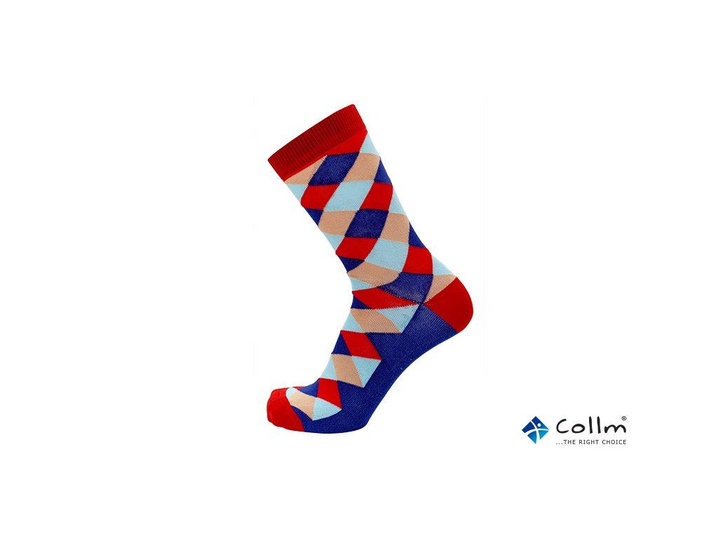 barevné ponožky pro muže StyleSocks