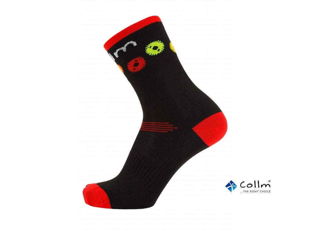 Sportovní ponožky na kolo GEAR