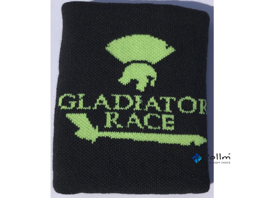 potítko gladiátor race žluté