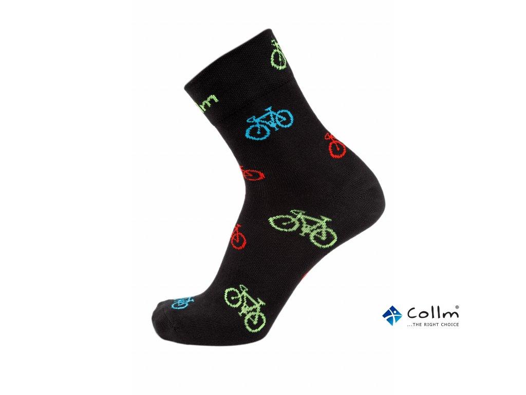 ponožky na kolo collm