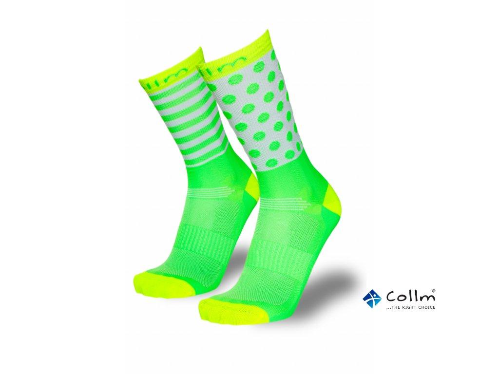 sportovní barevné ponožky cillm