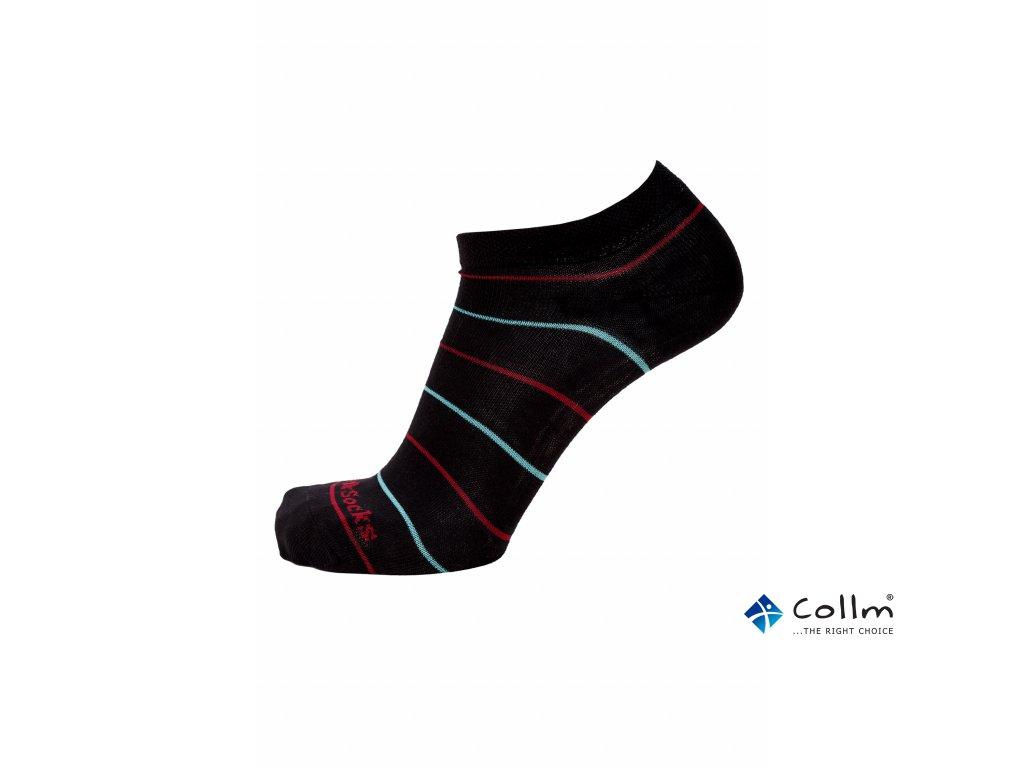 pánské pruhované ponožky