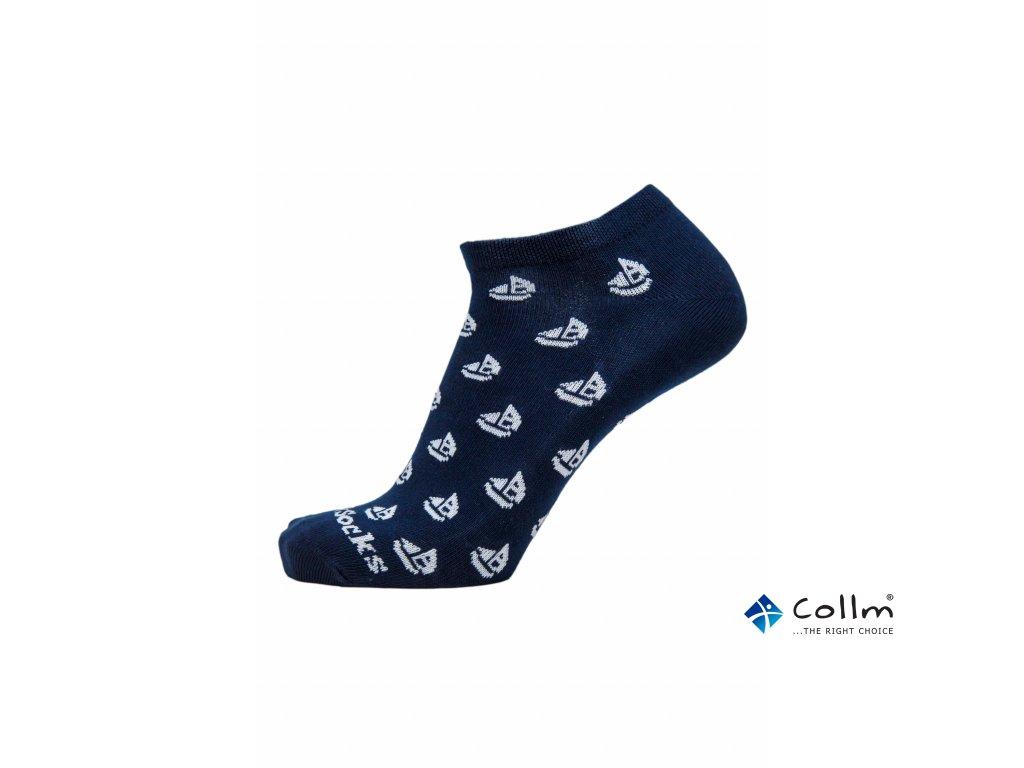 nízké panské ponožky
