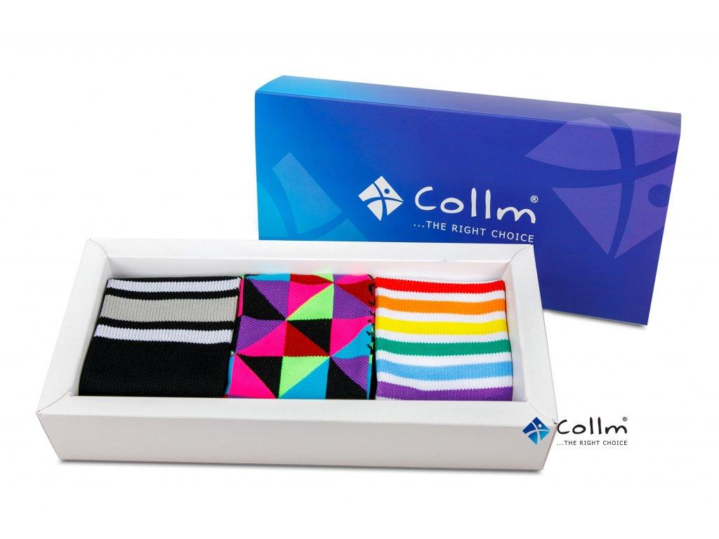 dárkové balení ponožek