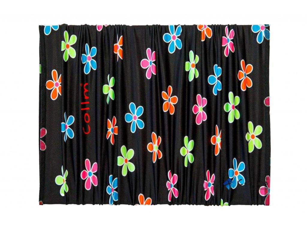 dámský nákrčník, multifunkční šátek