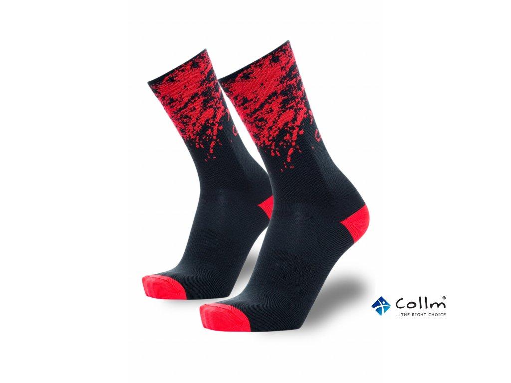 dámské sportovní ponožky collm Scarlet