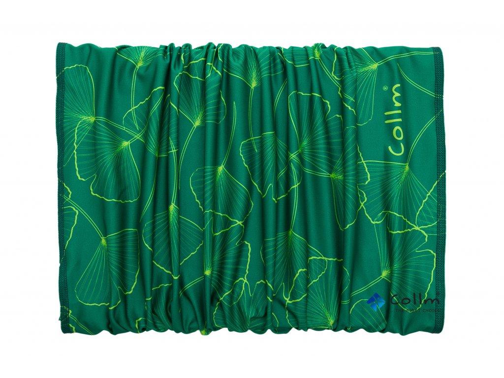 sportovní šátek, nákrčník collm organic