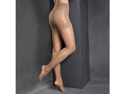 Podpůrné kompresní punčochy NEW RELAX 70 DEN tělové (Barva Tělová, Velikost S výška do 158 cm, obvod přes boky 100 cm)