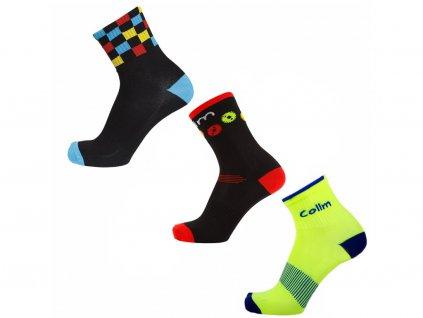 sportovní ponožky na kolo