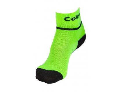 ponožky pro děti zelené