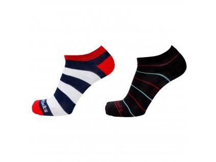 barevné ponožky style socks
