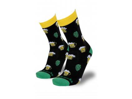 pánské ponožky s pivem collm