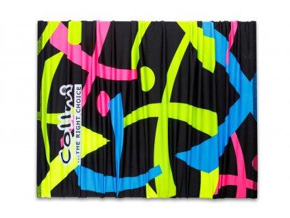 zimní multifunkční šátek