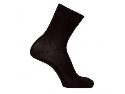 Bambusové ponožky černé