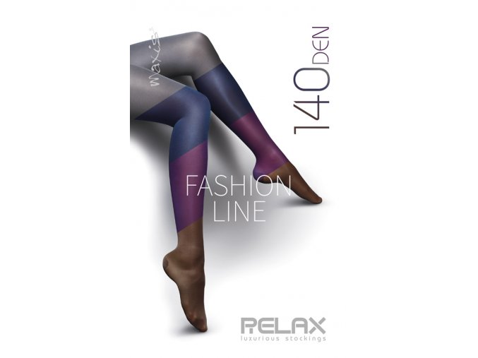Puncochy maxis RELAX 140DEN fashion line