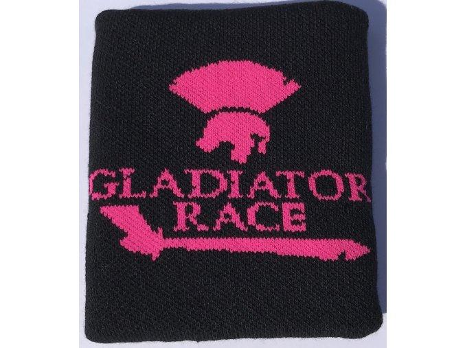 potítko gladiator race růžové